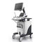 trolley-mounted doppler / with touchscreen / color