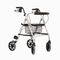 4-caster rollator / with seat / with basketMove Light Thuasne