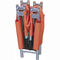 emergency stretcher / rescue / foldable / portable