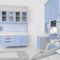 Horizontal bed head unit / wall-mounted / vertical / modular CRITICAL CARE HEADWALL CASALUCI