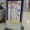 storage trolley / treatment / medicine distribution / for medicine
