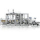case packaging machine / bottle / for the pharmaceutical industry / high-speed