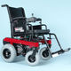 electric wheelchair / outdoor