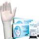 medical gloves / latex / powdered / sterile