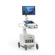 on-platform ultrasound system / for multipurpose ultrasound imaging / touchscreen / color doppler
