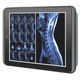 Intel® Atom™ medical tablet PC / with barcode scanner / for emergency vehicles / portable