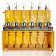 Kjeldahl distillation system / manual / for protein analysis / steam