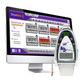 temperature monitoring web application