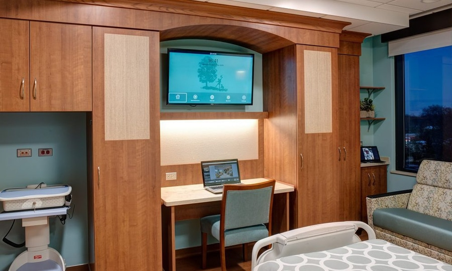 Cancer Treatment Centers Of America Facility Wins Iida Design Award