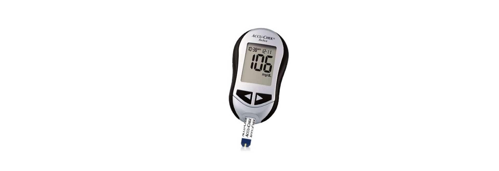 ACCU-CHEK Aviva Blood Glucose Monitor