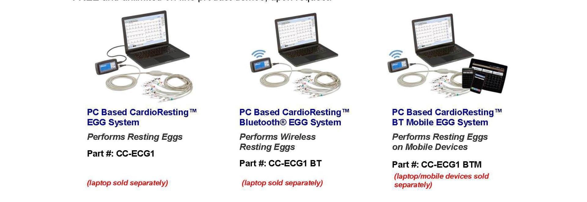 CardioCard PC Based ECG System