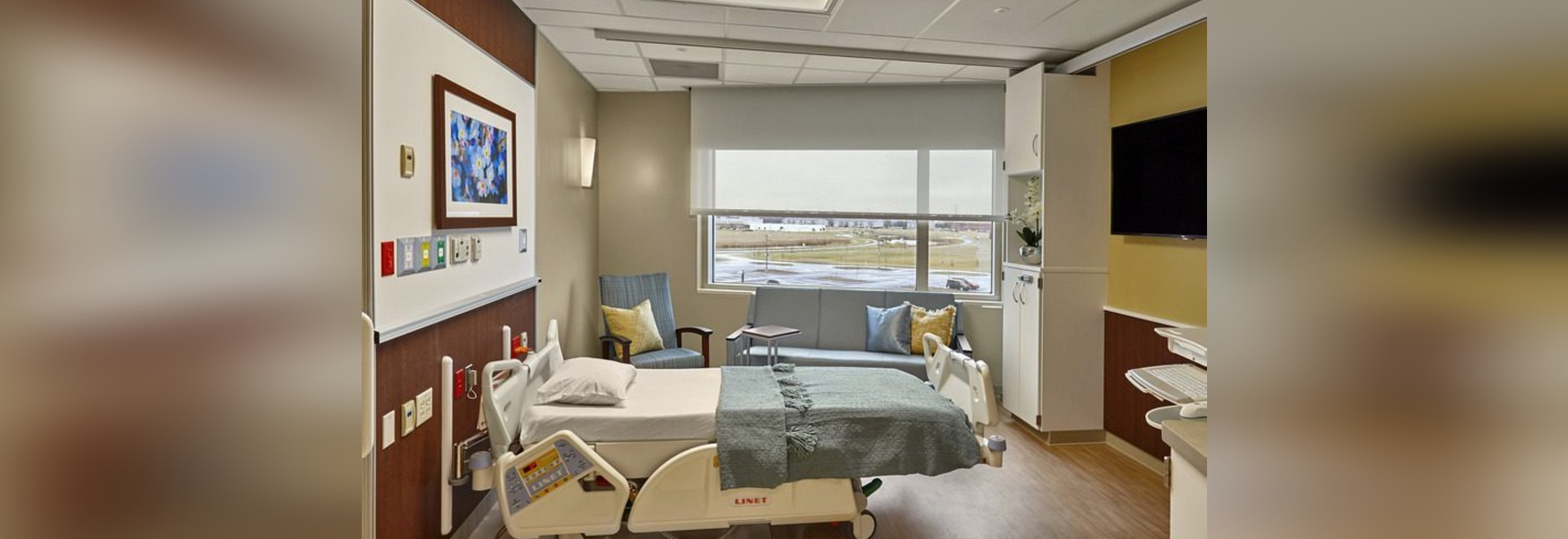 Design Strategies for Right-Sizing Patient Rooms to Optimize Efficiency