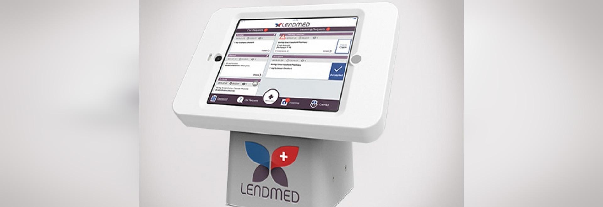 Digital Control Helps Hospitals Share Equipment