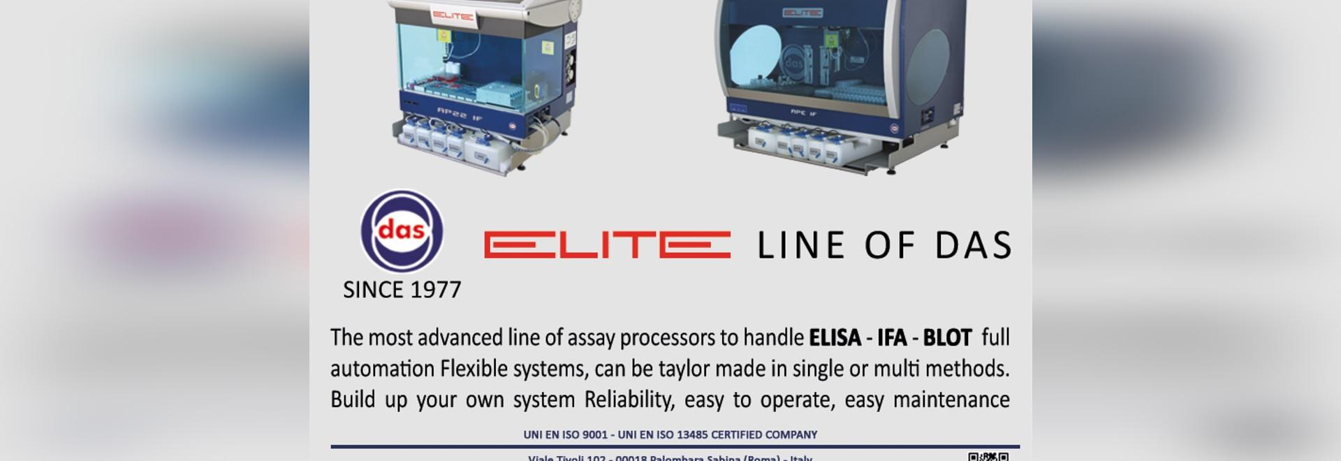 ELITE LINE of DAS
