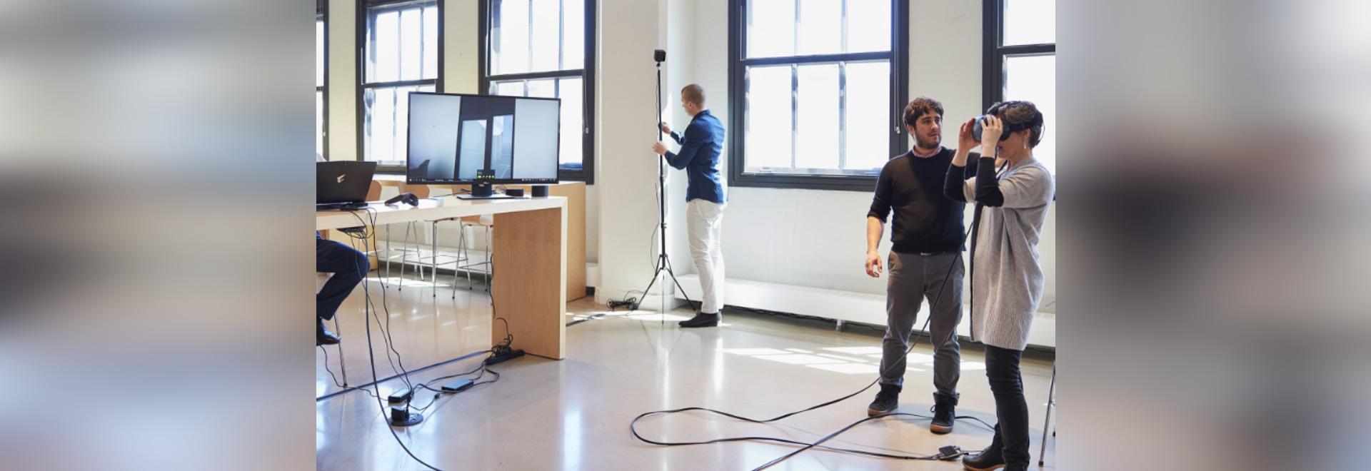 Enhancing Healthcare Planning Through Virtual Reality