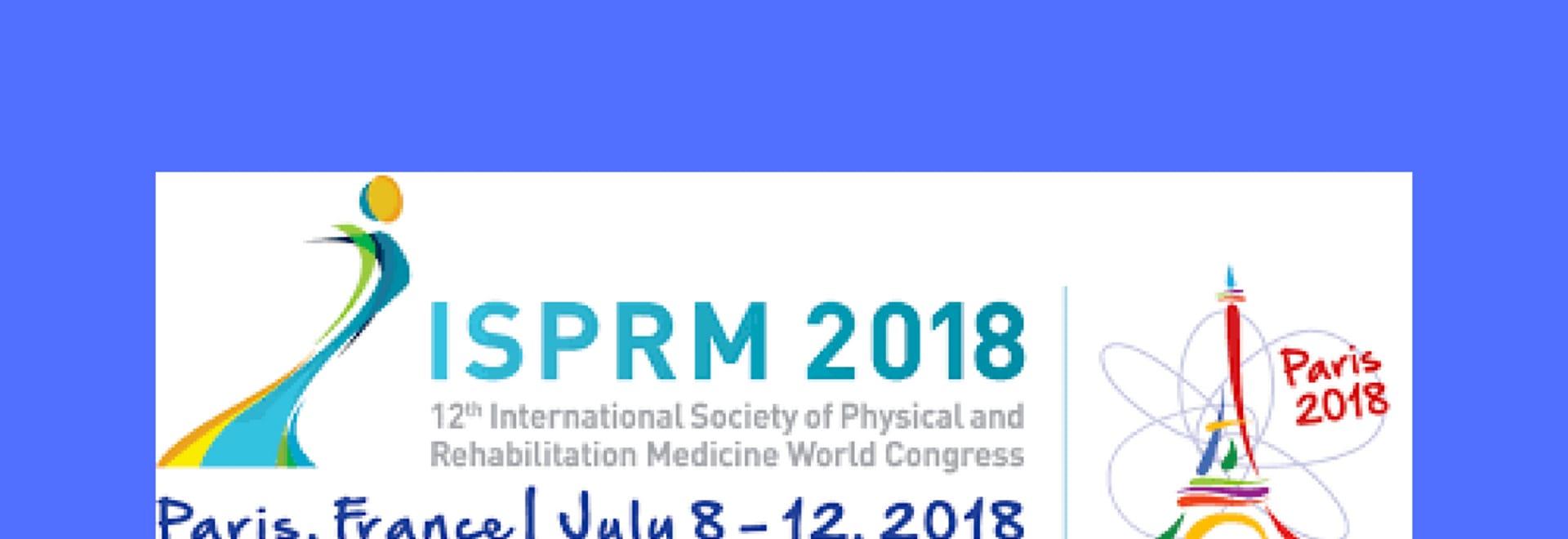 Gloreha at ISPRM 2018