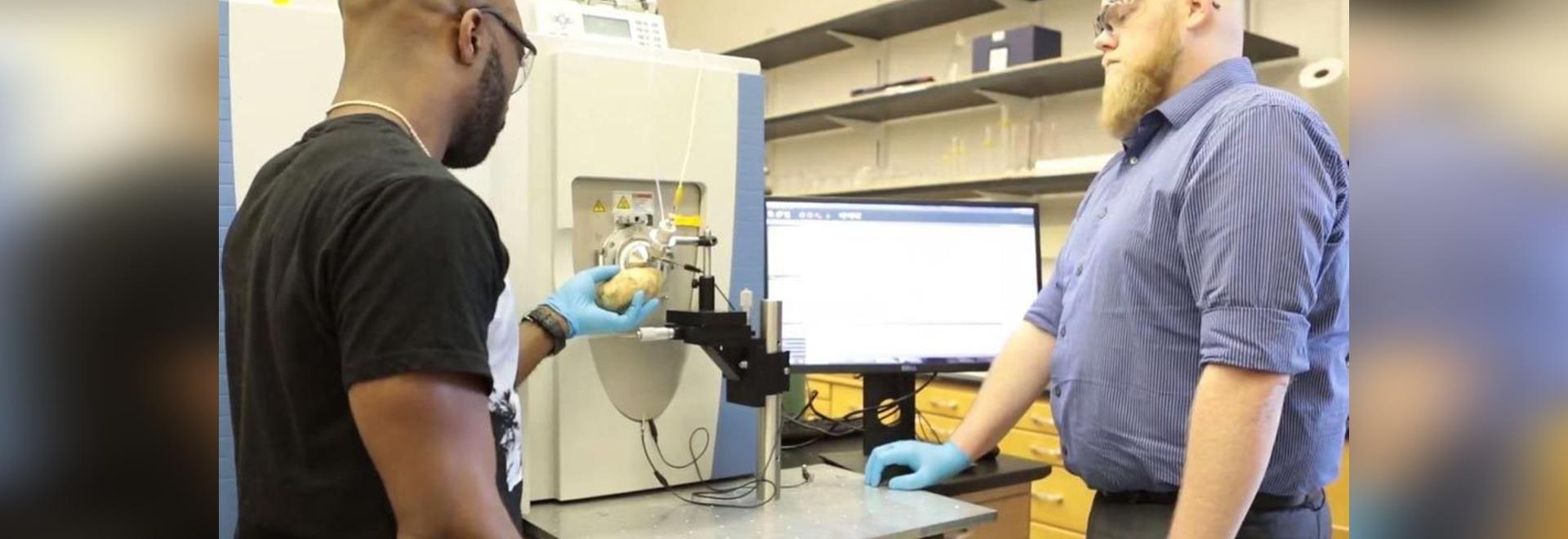 Mass Spectrometry Detection for the Masses