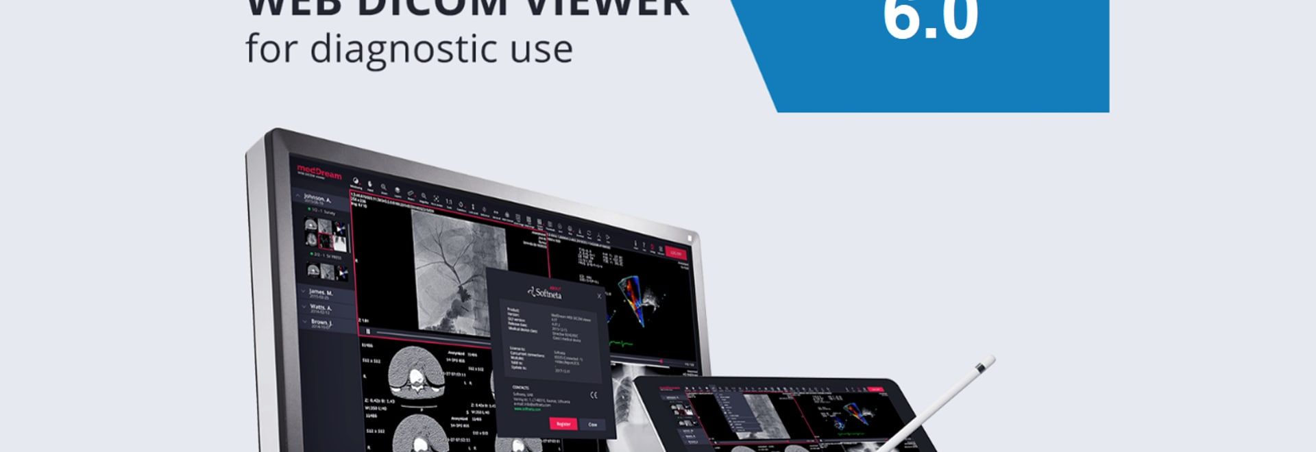 MedDream DICOM Viewer new release