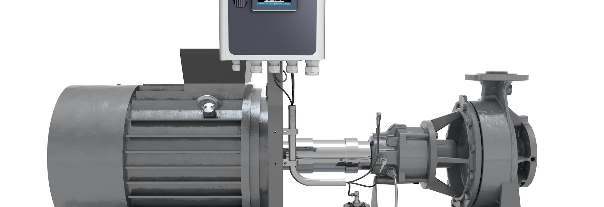 Monitoring Device Tracks Pump Systems