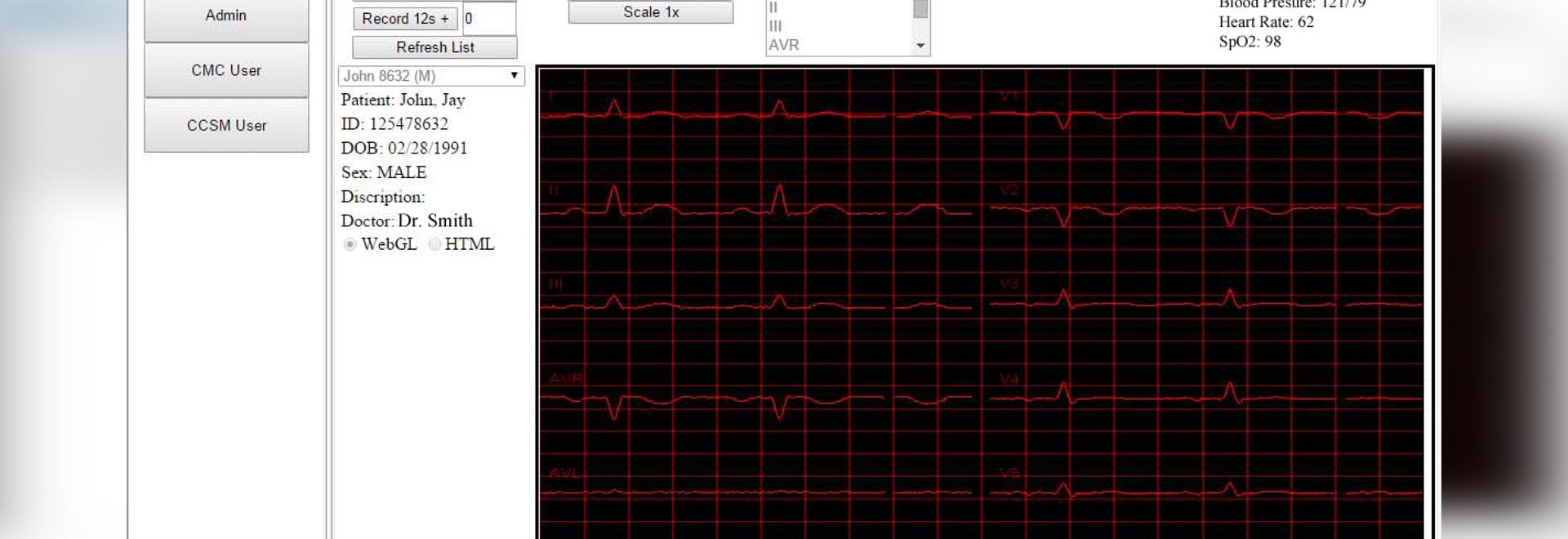 Nasiff CardioMedical™ Database System