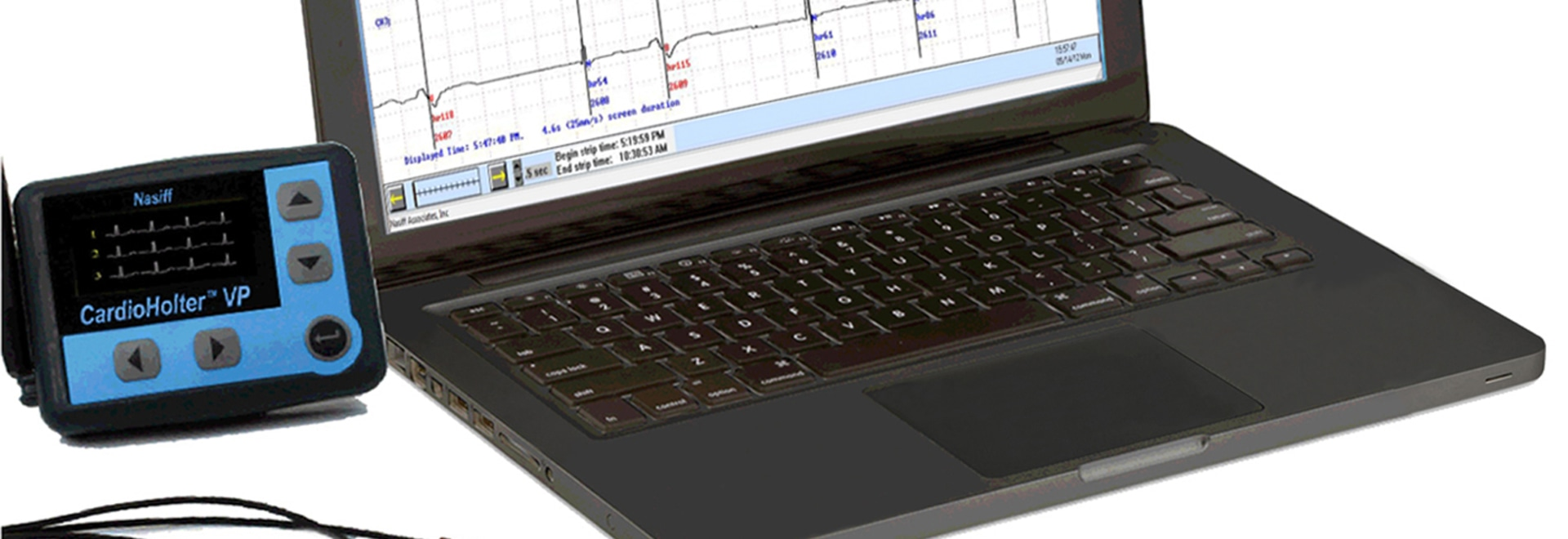 Nasiff Nasiff CardioHolter™  PC Based ECG System