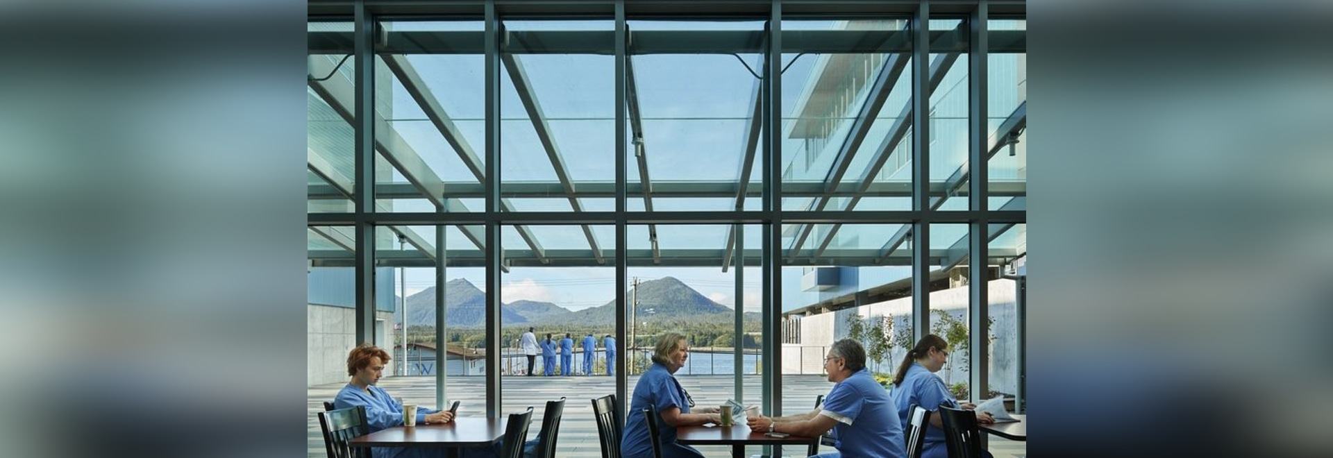 Nature's cure: how biophilic design can enhance healing
