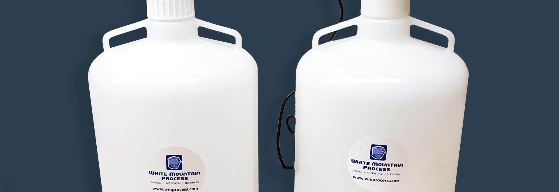 New Sanitary Mixtank System