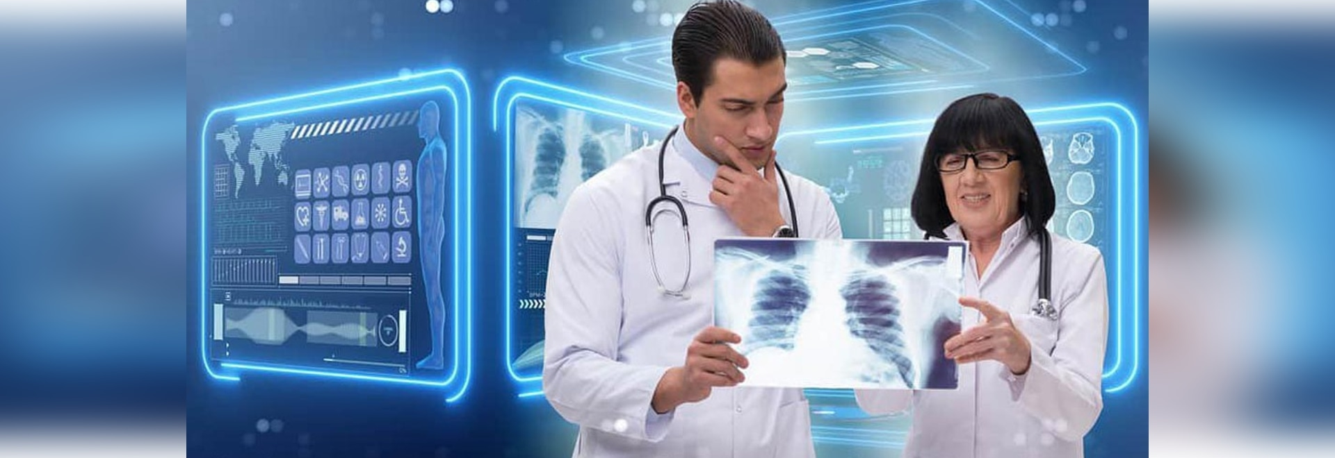 A new study claims AI can help prioritize chest X-rays