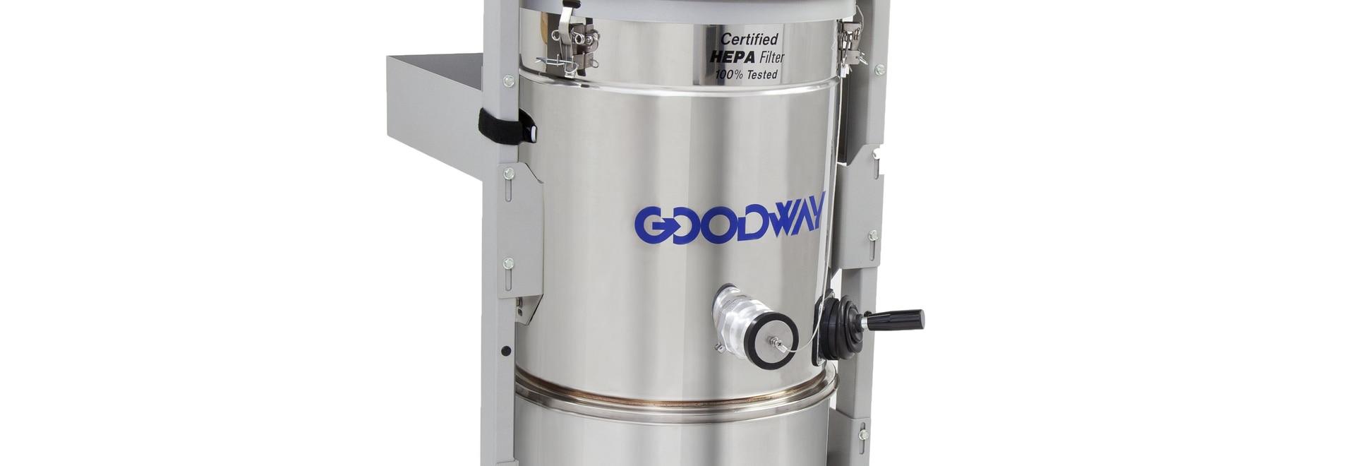 New Vacuum Designed for Hazardous Material Pickup