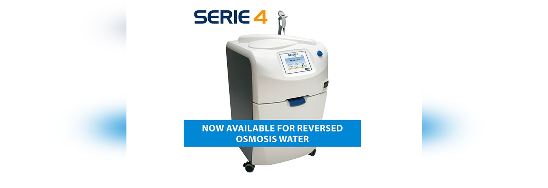 SERIE 4 - RAPID, RELIABLE, EFFICIENT