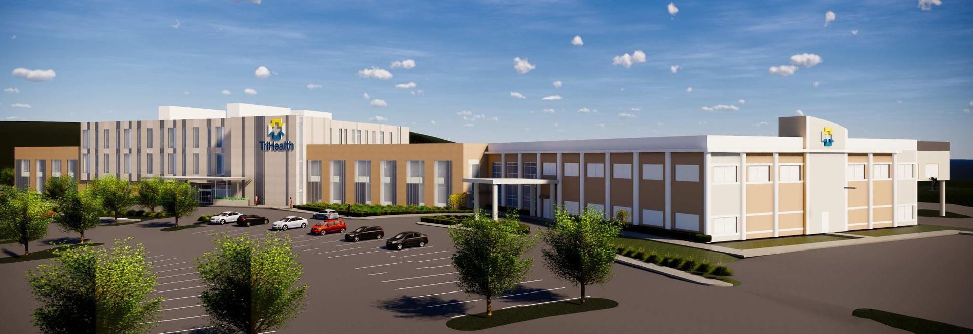 Skanska Builds New Medical Center in Cincinnati