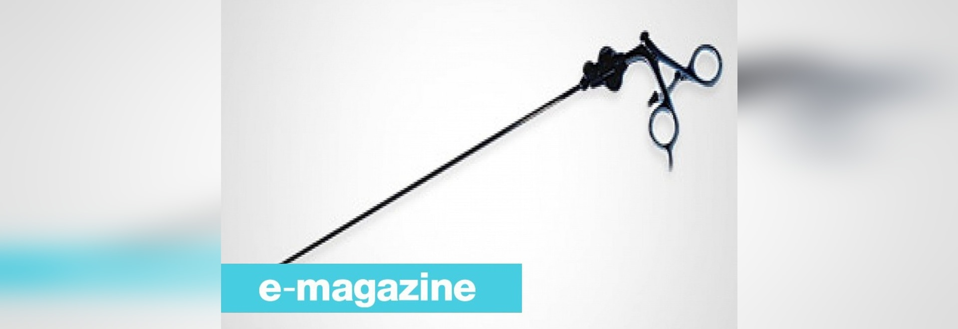 Stryker Presents 5-Mm Laparoscopic Instruments in 45-Cm Length