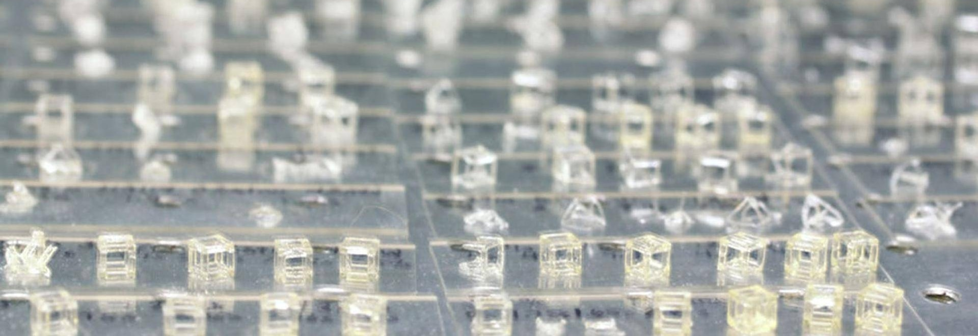 By using laser-generated, hologram-like 3D images flashed into photosensitive resin, researchers at Lawrence Livermore National Laboratory, along with academic collaborators, have discovered they c...