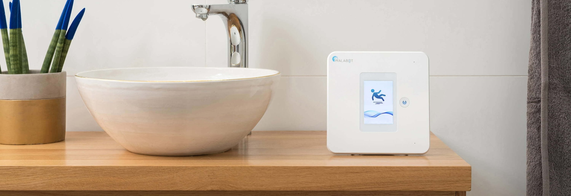 Vayyar Imaging Launches Walabot Home, A Senior Care Smart Home Device for Fall Detection