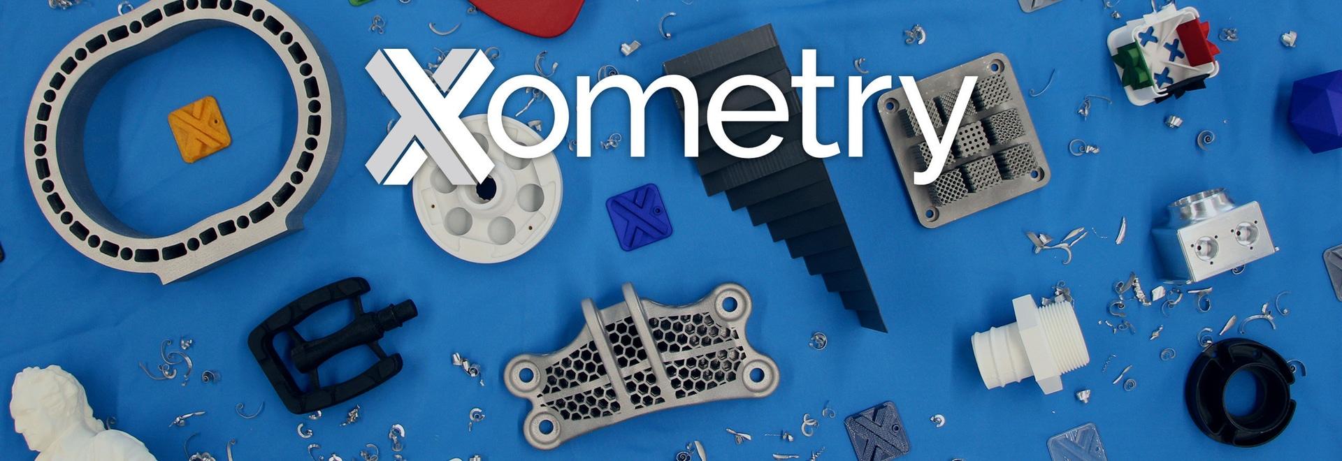 Xometry's distribution partnership with Mitsubishi Materials