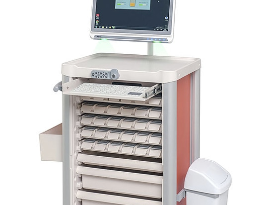 Discover our range of computerized medical carts