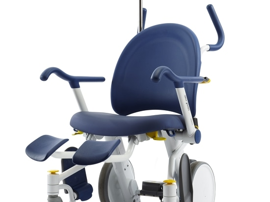 Prime TC Transport Chair Designed to be Easier to CleanStryker