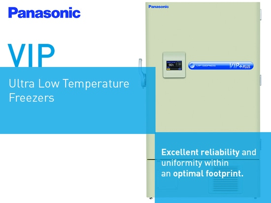 Save on precious lab space with VIP Ultra Low Freezers