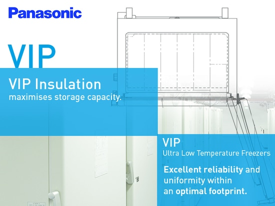 The benefits of VIP Insulation in Ultra low temperature freezers