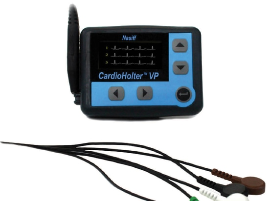 CardioCard Holter Monitoring PC Based ECG System