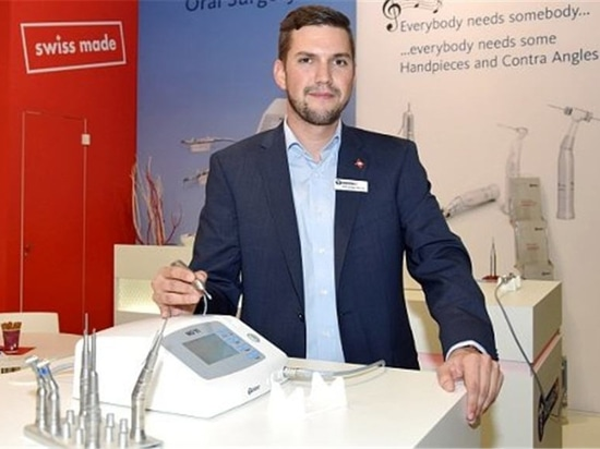 Swiss quality on display: NOUVAG presents latest products at IDS