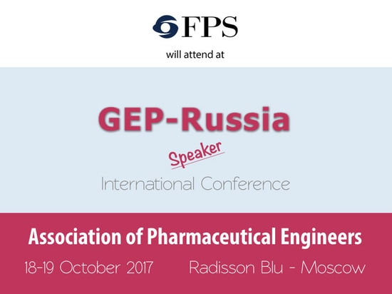FPS will attend GEP-Russia 2017