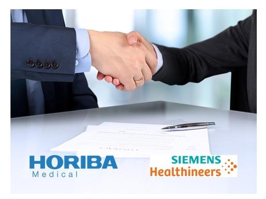 HORIBA Medical & Siemens Healthineers Agreement