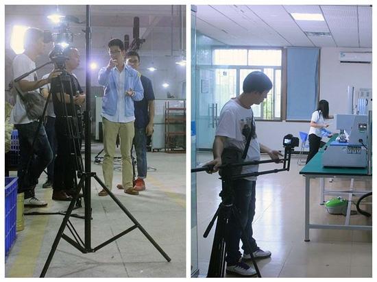 Workshop  shooting
