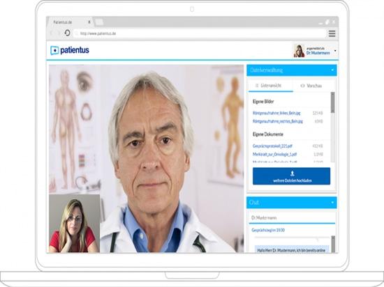 Telemedicine Easy as P2P