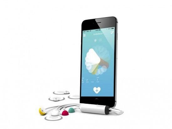 Smartphone-based ECG