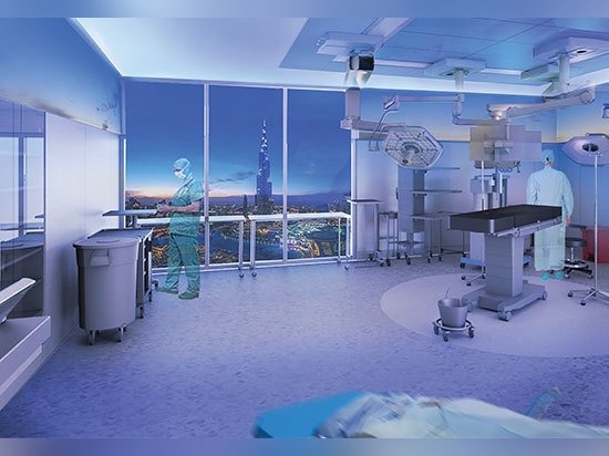Operating Room Prototype / Architecture & Patient Care