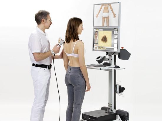 microDERM® E50+ Reliable Early Diagnosis