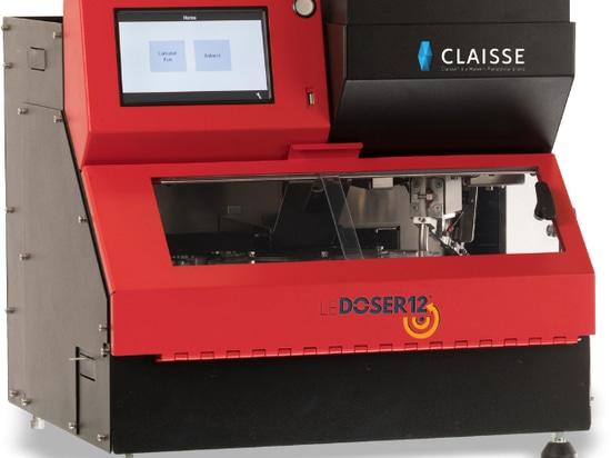 Claisse LeDoser-12 automatic dispensing balance