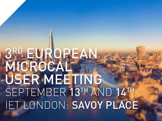 3rd European MicroCal meeting
